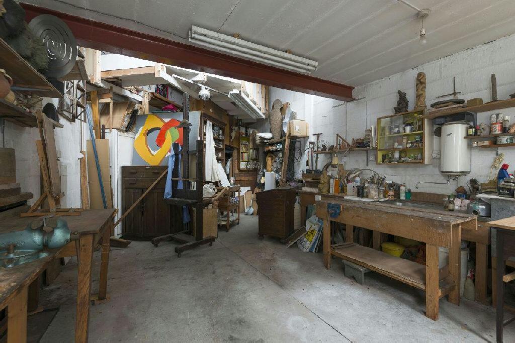 Studio/Workshop Inte