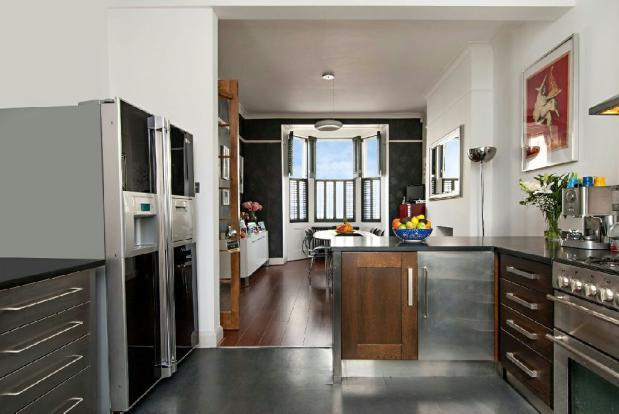Open Plan Kitchen vi