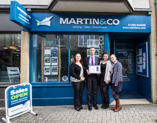 Martin & Co, Cirencester - Lettings & Salesbranch details