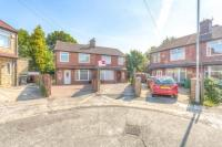 3 bed semi detached house in Dales Avenue, Manchester...