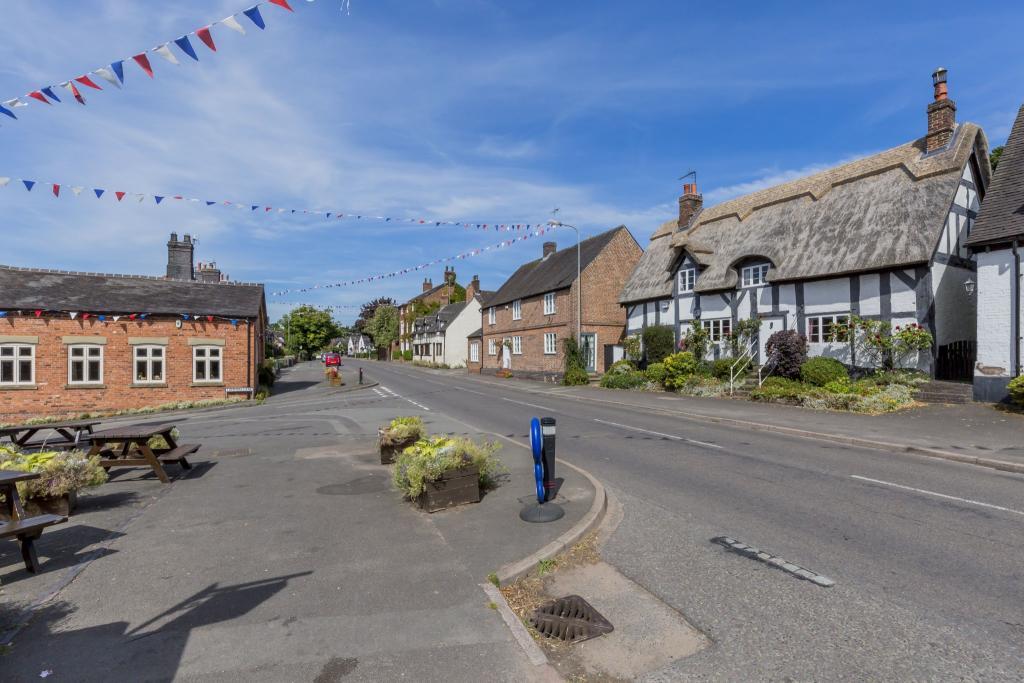 Betley Village