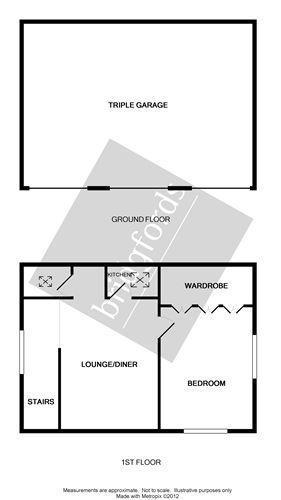 Floorplan For Annex