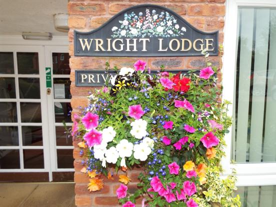 Wright Lodge