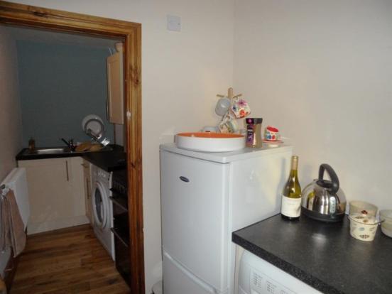 Annex kitchen/utilit