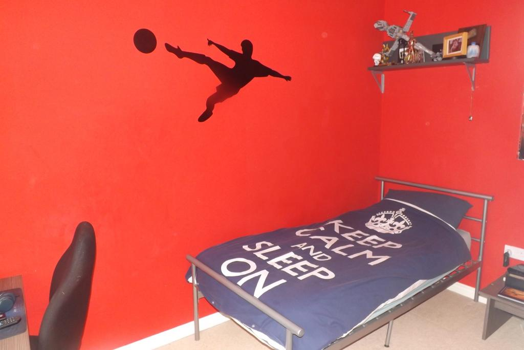 Bedroom four.