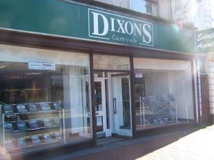 Dixons, Bearwoodbranch details