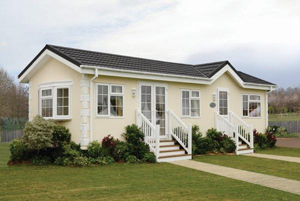 2 bedroom mobile home for sale in king george mobile home park christchurch road new milton