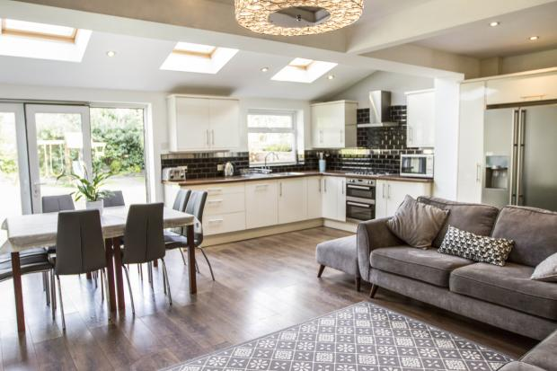 Extended Kitchen / D