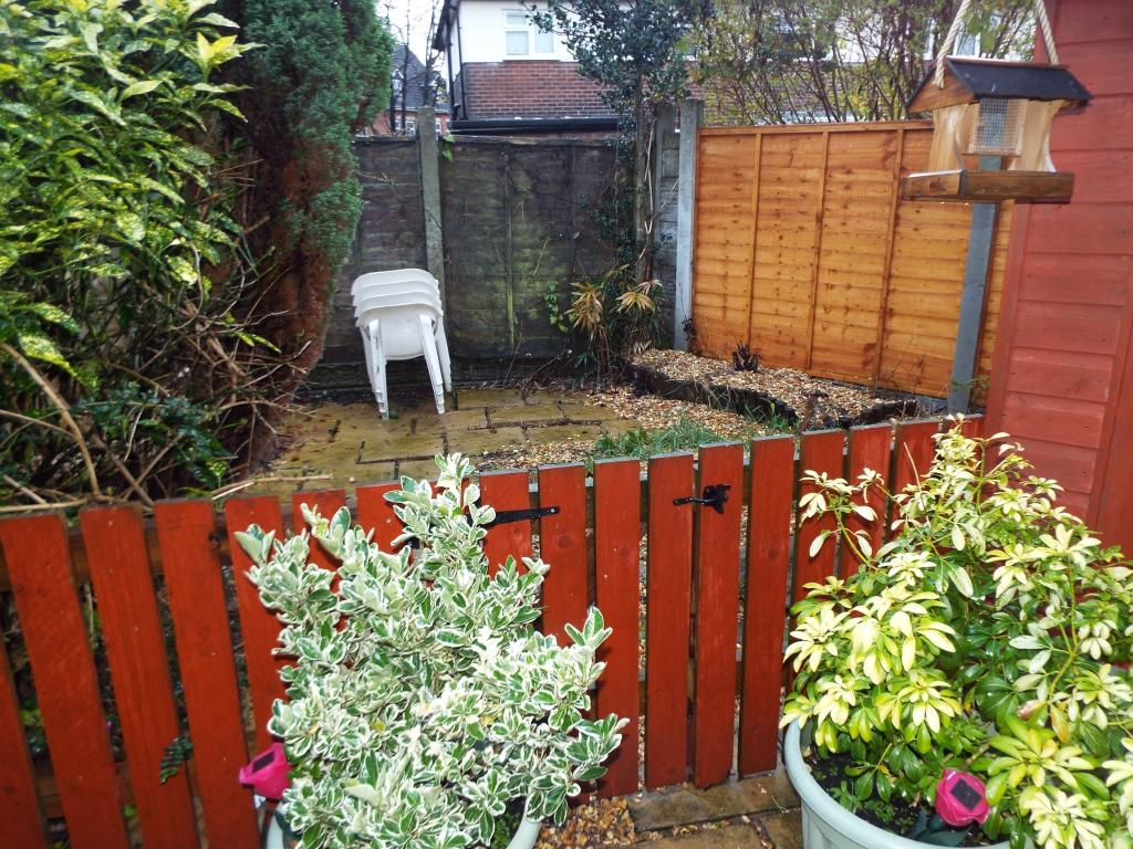 Further Garden Area