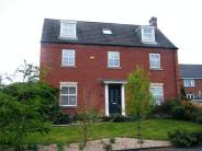 Detached property in Cheshire Close...