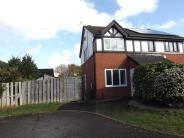 2 bed semi detached property for sale in Wythop Croft, Morecambe...