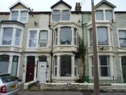 Terraced property in Alexandra Road...