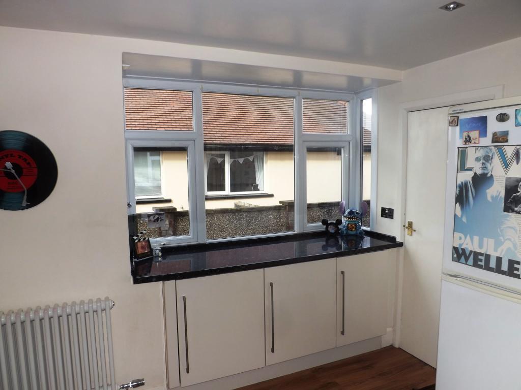 Kitchen/Utility Spac