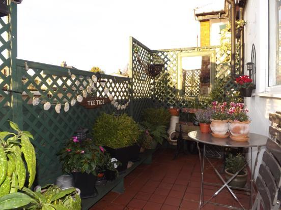 Garden Terrace/Balco
