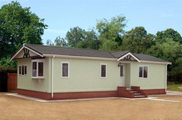 2 bedroom mobile home for sale in witchford ely cb6