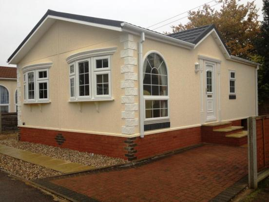 2 Bedroom Mobile Home For Sale In Park Homes Bushel Lane Soham Ely Cb7