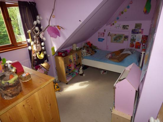 Bedroom / dressing r