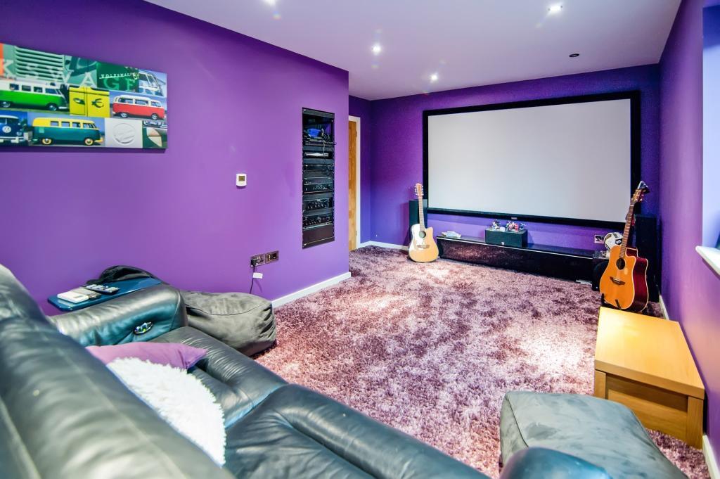 Music/Movie Room