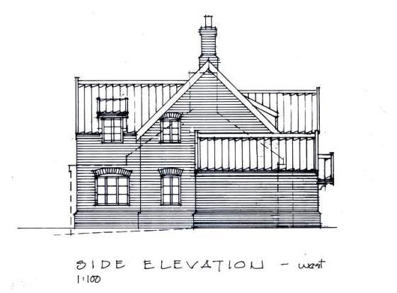 Side Elivation