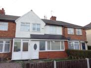 Terraced property for sale in Round Road, Birmingham...