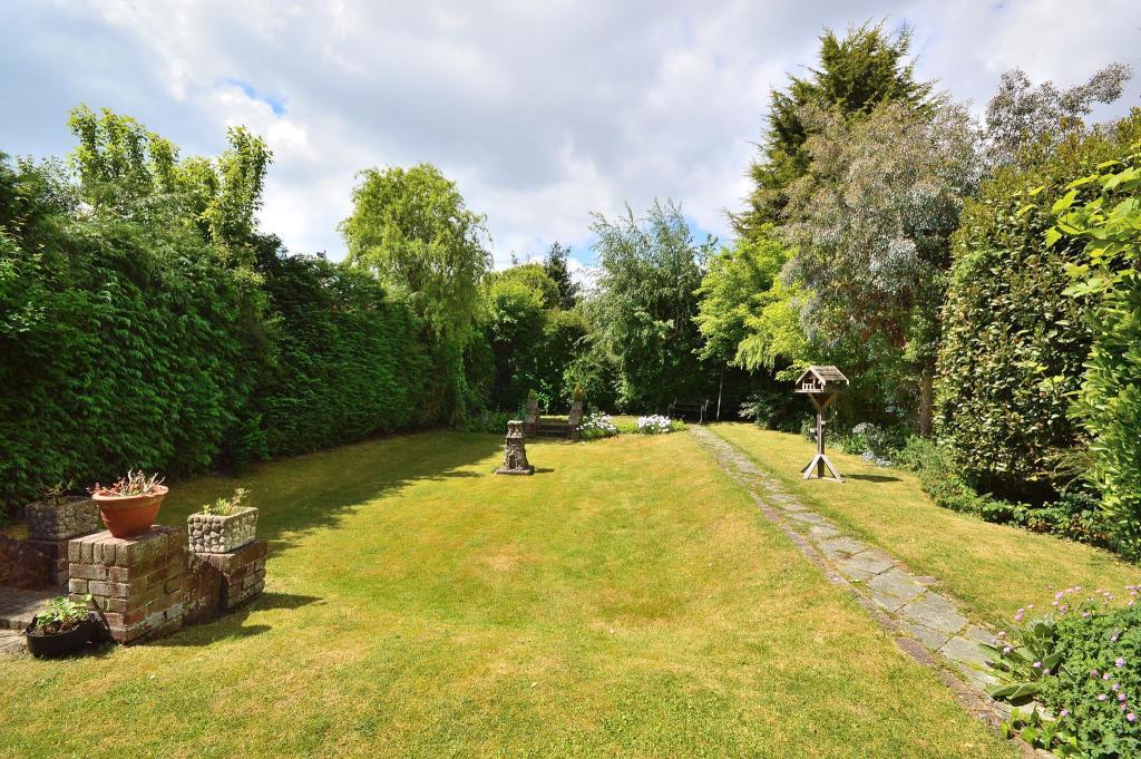 West Backing Garden