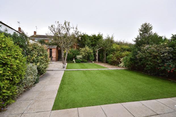 65ft Garden