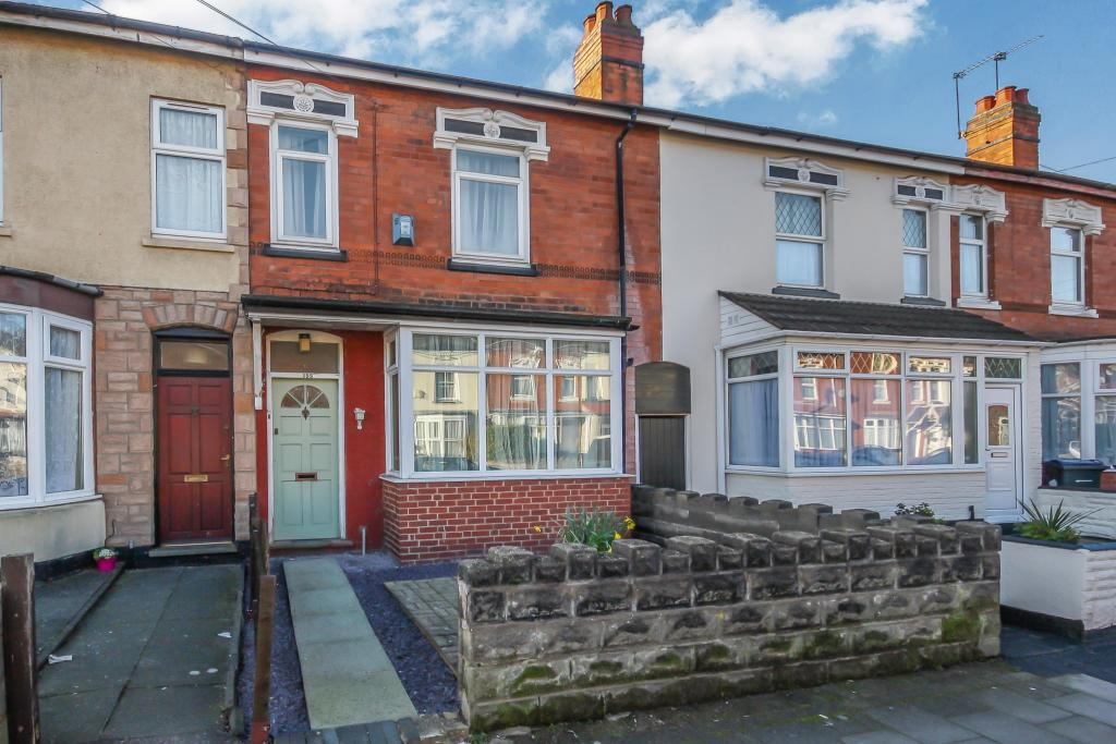 3 bedroom terraced house for sale in douglas road acocks for Green room birmingham