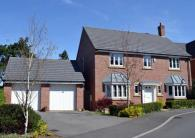 4 bed Detached house for sale in North Meadow View...