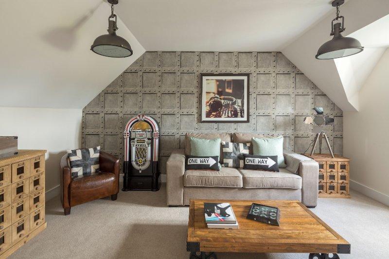 Top Floor Bedroom