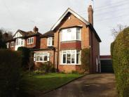 Detached home in Church Drive, Hopwas...