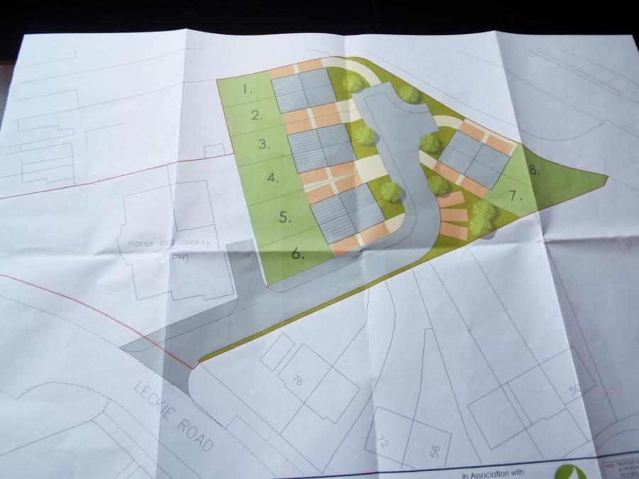 Land Drawing