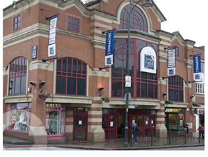 Local Shopping Centr
