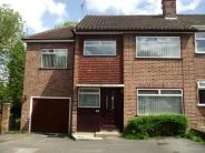 semi detached home in Beverley Rise...