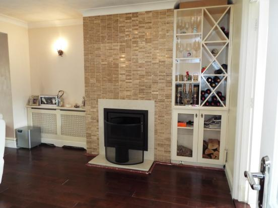 Feature fireplace wi