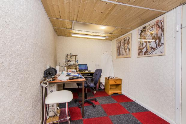 converted office