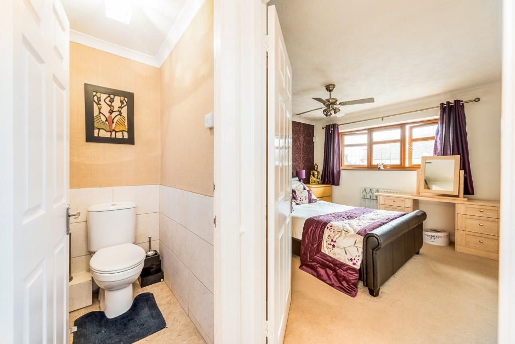 Bedroom/wc