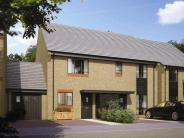 2 bed new property in Dunningford Close