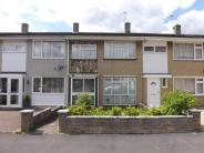 Terraced house for sale in Yale Way, Hornchurch