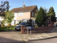 3 bedroom semi detached property in Adnams Walk...