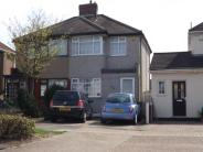 semi detached property in South End Road...