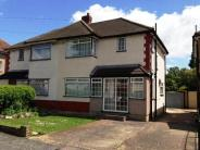 3 bed semi detached property in Fernbank Avenue...