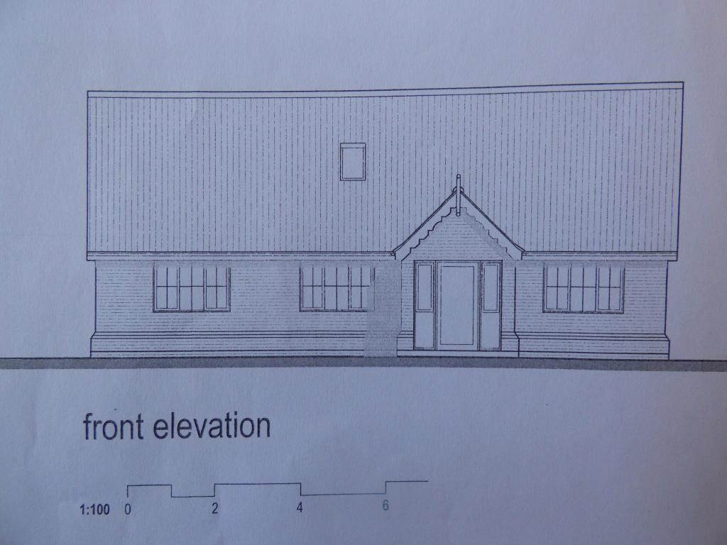 Front elevation