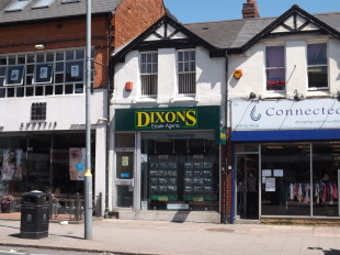 Dixons, Kings Heathbranch details
