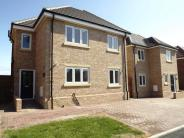 new home for sale in Buckland Way, Rainham