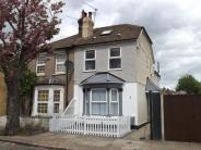 4 bed semi detached home in Stockland Road, Romford