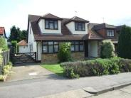 Detached home in Page Road...