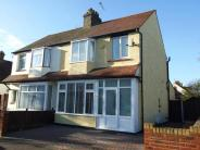 semi detached home for sale in Lonsdale Road...