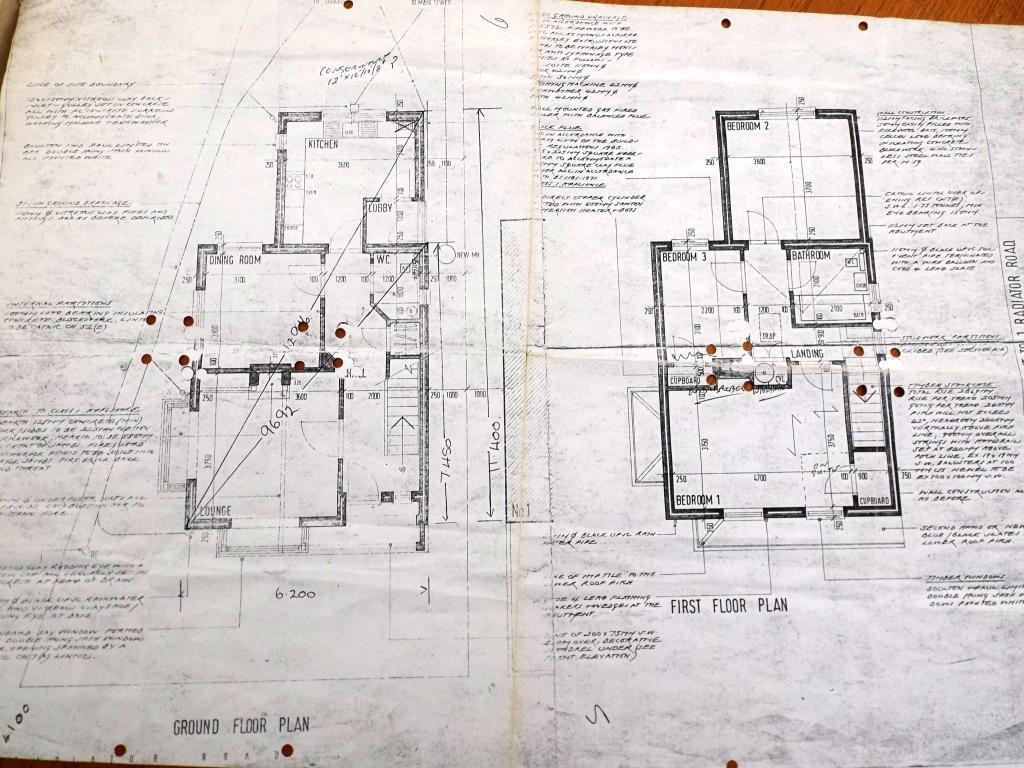 Floor plan for propo