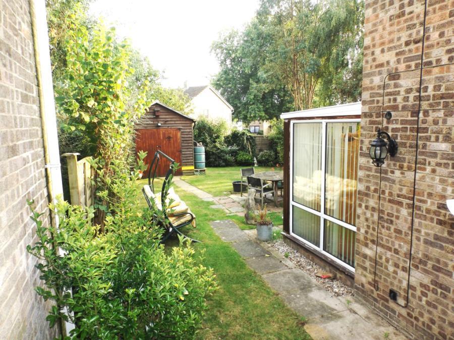 Garden & Workshop