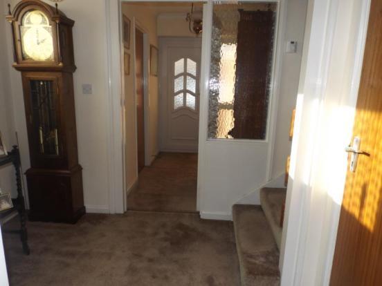 Hallway and Porch